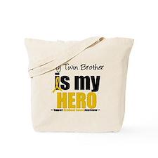 ChildhoodCancer TB Tote Bag