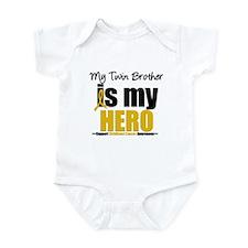 ChildhoodCancer TB Infant Bodysuit