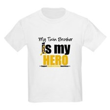 ChildhoodCancer TB T-Shirt