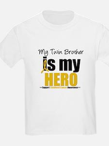 ChildhoodCancer TB T-Shirt