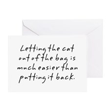 Cats 06-051 Greeting Card