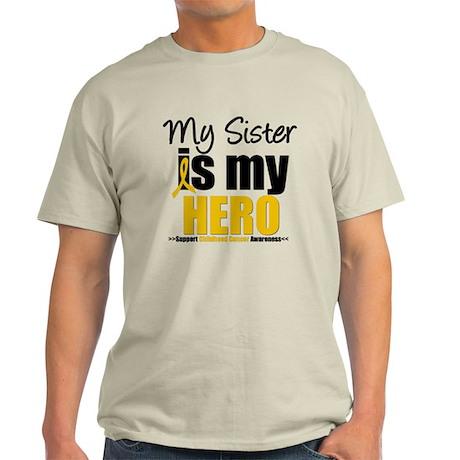 ChildhoodCancer Sister Light T-Shirt