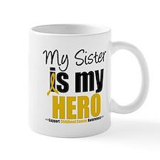 ChildhoodCancer Sister Mug