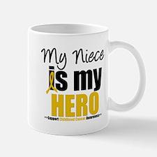 ChildhoodCancer Niece Mug
