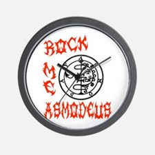 Asmodeus Wall Clock