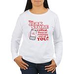 Jerk Store Women's Long Sleeve T-Shirt