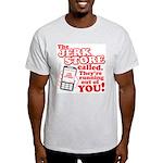 Jerk Store Light T-Shirt