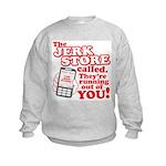 Jerk Store Kids Sweatshirt