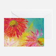 Cute Cheerful Greeting Card