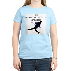 Ministry of Silly Trombones T-Shirt