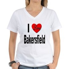 I Love Bakersfield (Front) Shirt