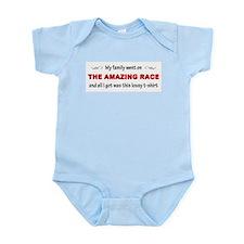 """""""Lousy T-Shirt"""" Infant Creeper"""