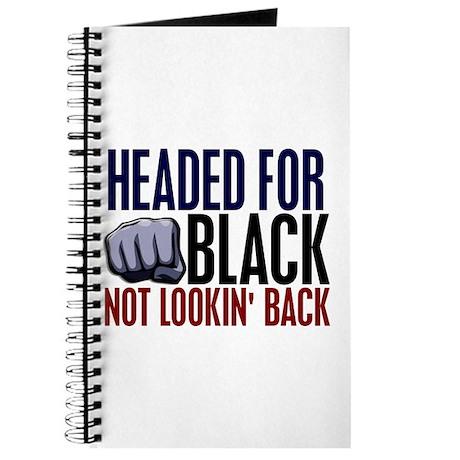 Headed For Black 2 Journal