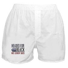 Headed For Black 2 Boxer Shorts