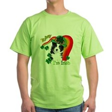 St Pats Border Collie T-Shirt