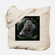 Space Gorilla Tote Bag