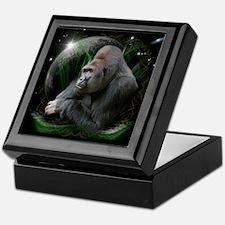 Space Gorilla Keepsake Box