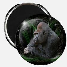 Space Gorilla Magnet