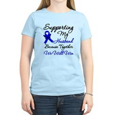 ColonCancerHusband T-Shirt