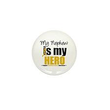 ChildhoodCancer Nephew Mini Button (10 pack)