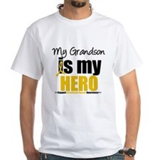 ChildhoodCancer Grandson Shirt