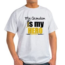 ChildhoodCancer Grandson T-Shirt