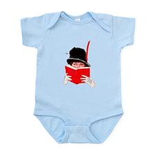 THE SPY WHO LOVES ME Infant Bodysuit