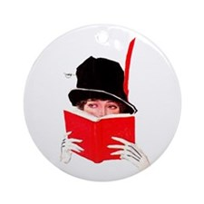 THE SPY WHO LOVES ME Ornament (Round)