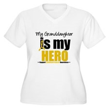 ChildhoodCancer Granddaughter T-Shirt