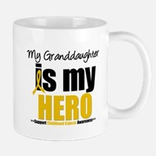 ChildhoodCancer Granddaughter Mug