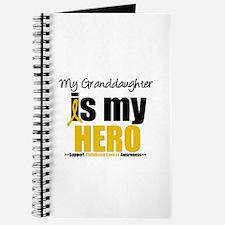 ChildhoodCancer Granddaughter Journal