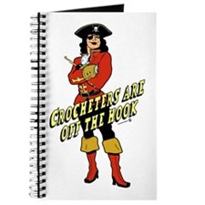 Crocheters are Off the Hook Journal
