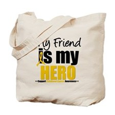 ChildhoodCancer Friend Tote Bag