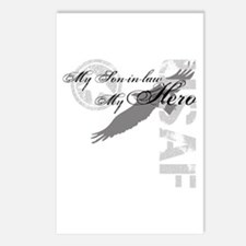 My Son-in-law My Hero USAF Postcards (Package of 8