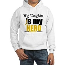 ChildhoodCancer Daughter Hoodie