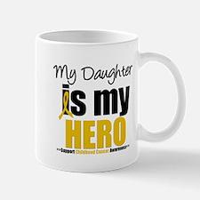 ChildhoodCancer Daughter Mug