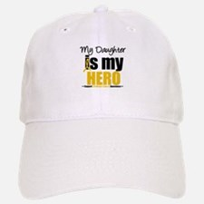 ChildhoodCancer Daughter Baseball Baseball Cap