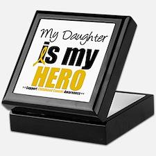 ChildhoodCancer Daughter Keepsake Box