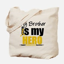 ChildhoodCancer Brother Tote Bag