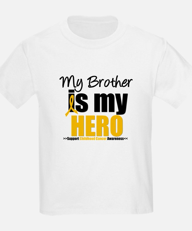 ChildhoodCancer Brother T-Shirt