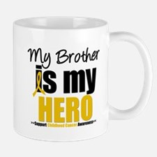 ChildhoodCancer Brother Mug