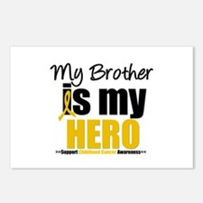 ChildhoodCancer Brother Postcards (Package of 8)