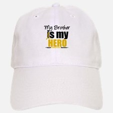 ChildhoodCancer Brother Baseball Baseball Cap