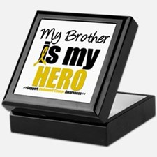 ChildhoodCancer Brother Keepsake Box