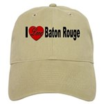 I Love Baton Rouge Cap