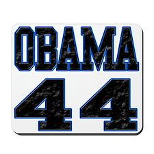 Obama 44 Mousepad