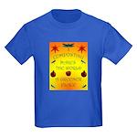 Composting Kids Dark T-Shirt