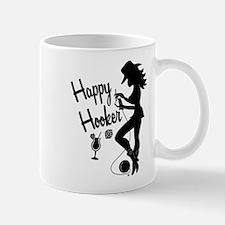 Happy Hooker Small Small Mug
