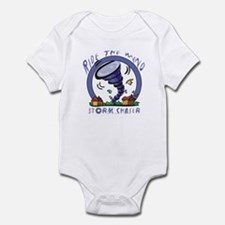 Ride the wind Infant Bodysuit