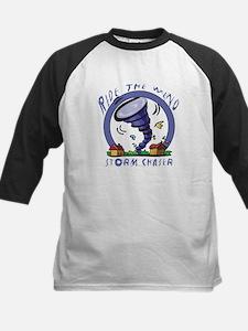 Ride the wind Kids Baseball Jersey